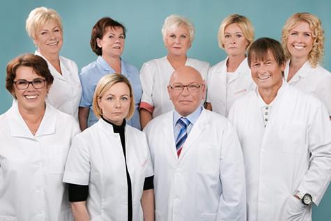 Clinica команда